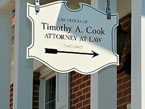 Bel Air, MD Attorney Timothy A  Cook - Timothy A  Cook